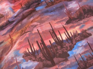 cactus fabric